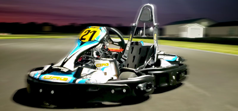 Chicago's Premier Motorsports Complex Opens Public Kart Racing Track at Autobahn Country Club